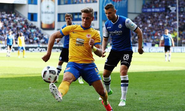 Bóng đá - Arminia Bielefeld vs Eintr. Braunschweig 00h30, ngày 18/11